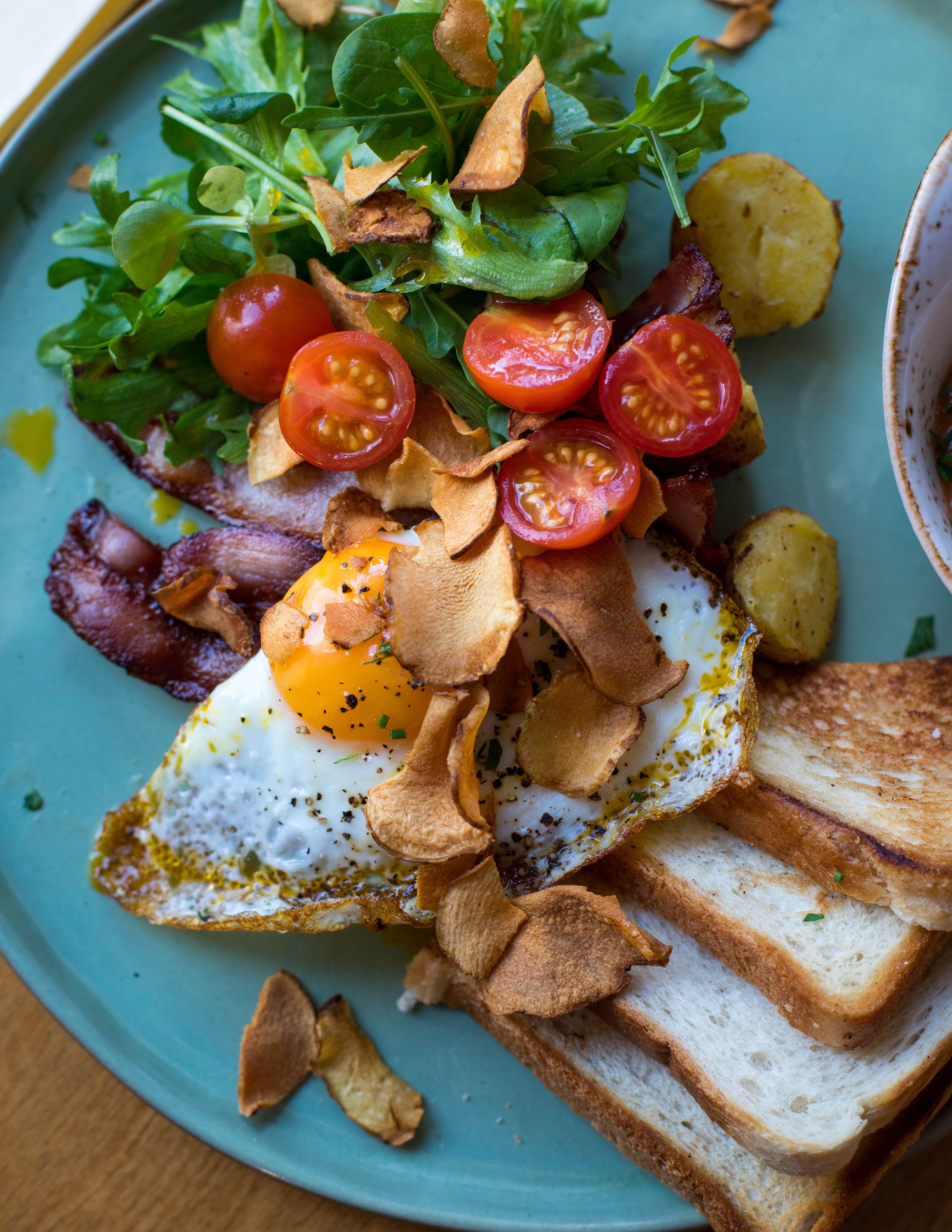 건강한, 계란, 고기, 군침이 도는의 무료 스톡 사진