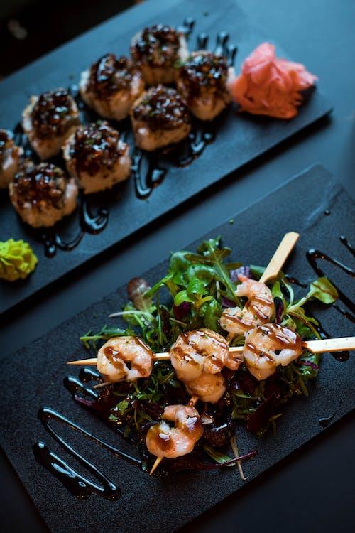 Gratis stockfoto met avondeten, bord, close-up, detailopname