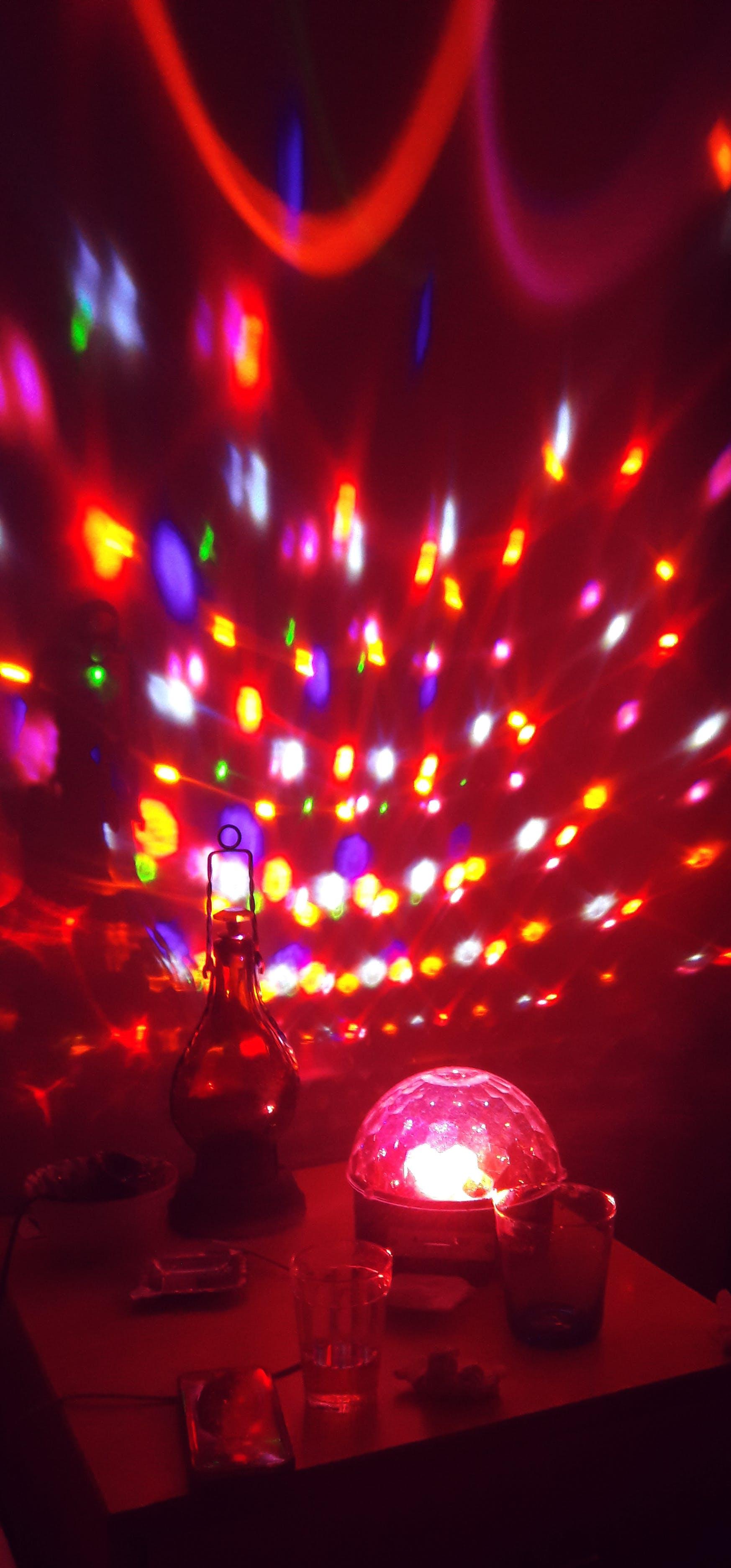 Free stock photo of disco, light