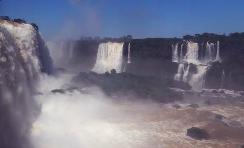 Kostnadsfri bild av falls, vattenfall
