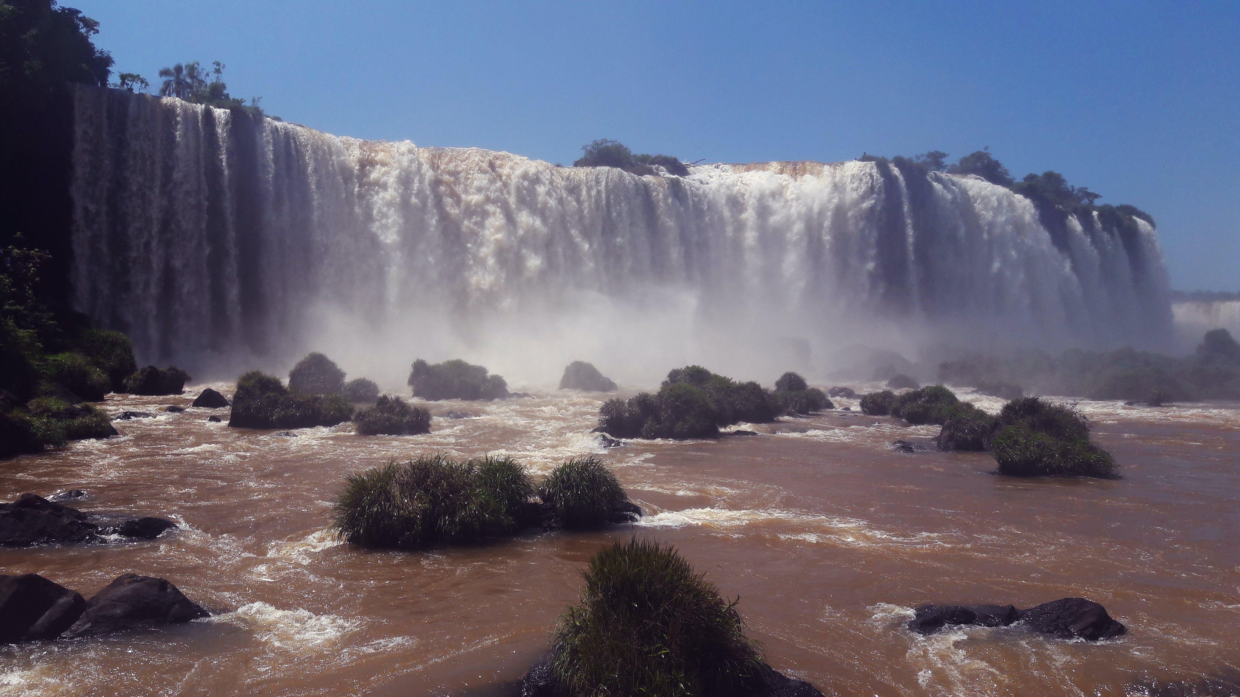 Free stock photo of falls, waterfall, waterfalls