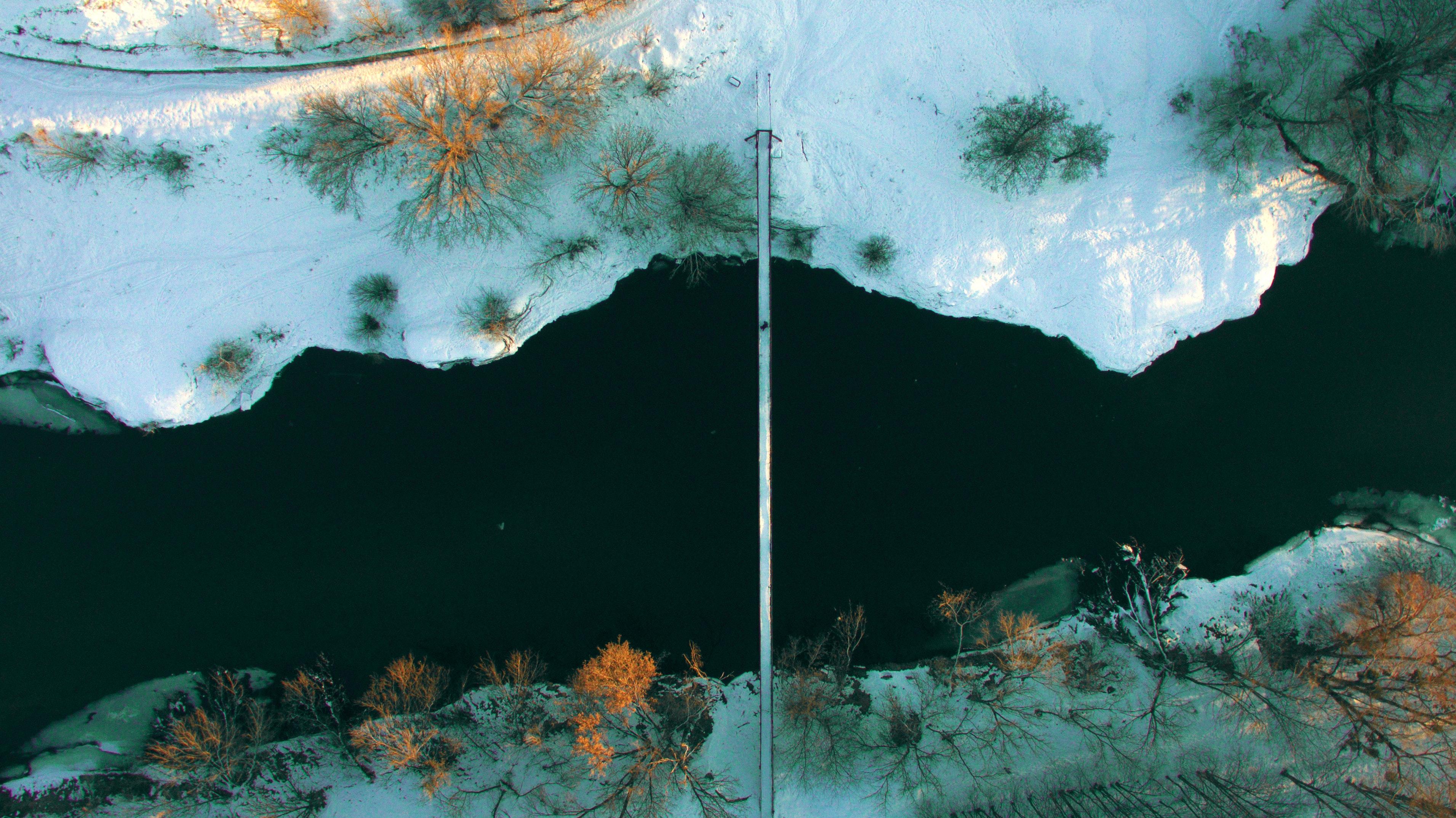 ücretsiz Boyama Dağ Doğa Stok Fotoğrafı