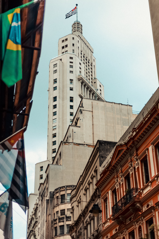 Free stock photo of brasil, building, buildings, classic