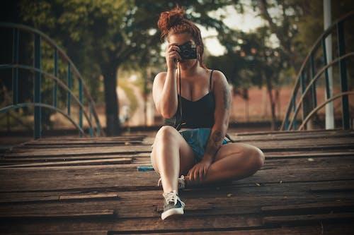 Foto stok gratis bagus, fotografi, gaya hidup, kaum wanita