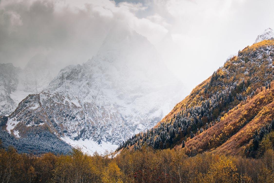 大自然, 天性, 山