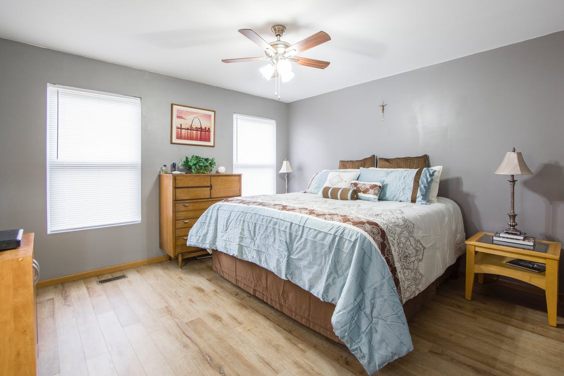 Photo of Bedroom During Daytime
