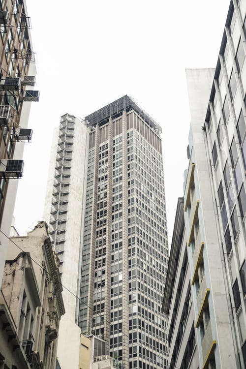 Free stock photo of apartment buildings, brazil, city, cityscape