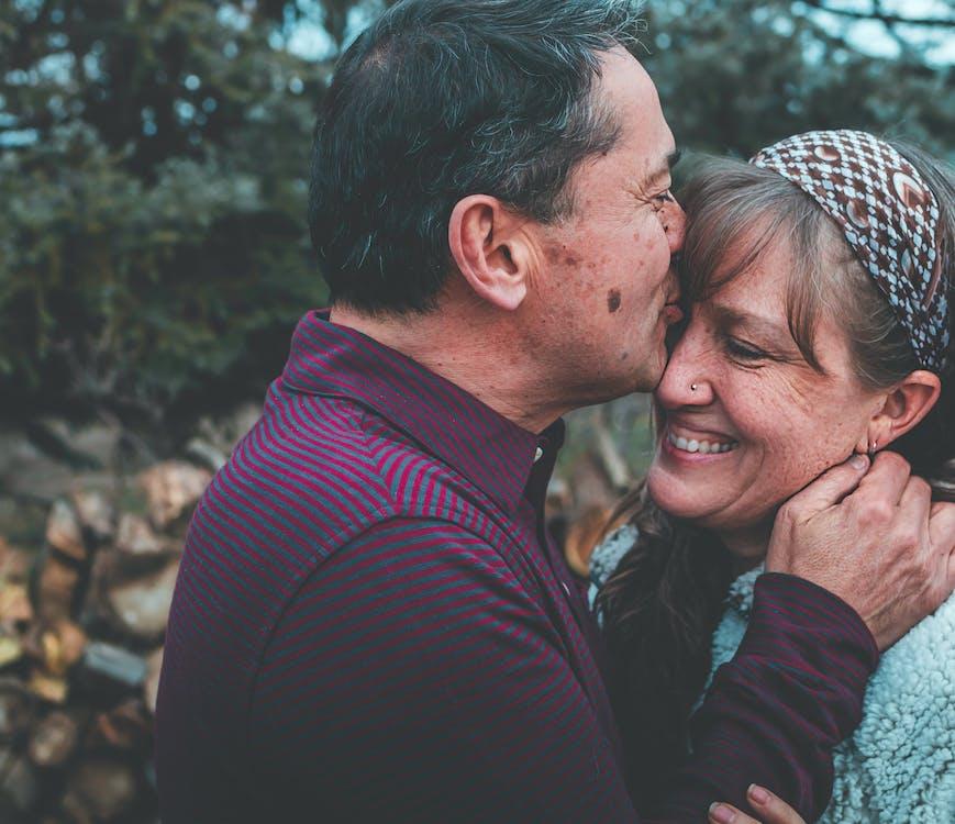 à la retraite, affection, amour