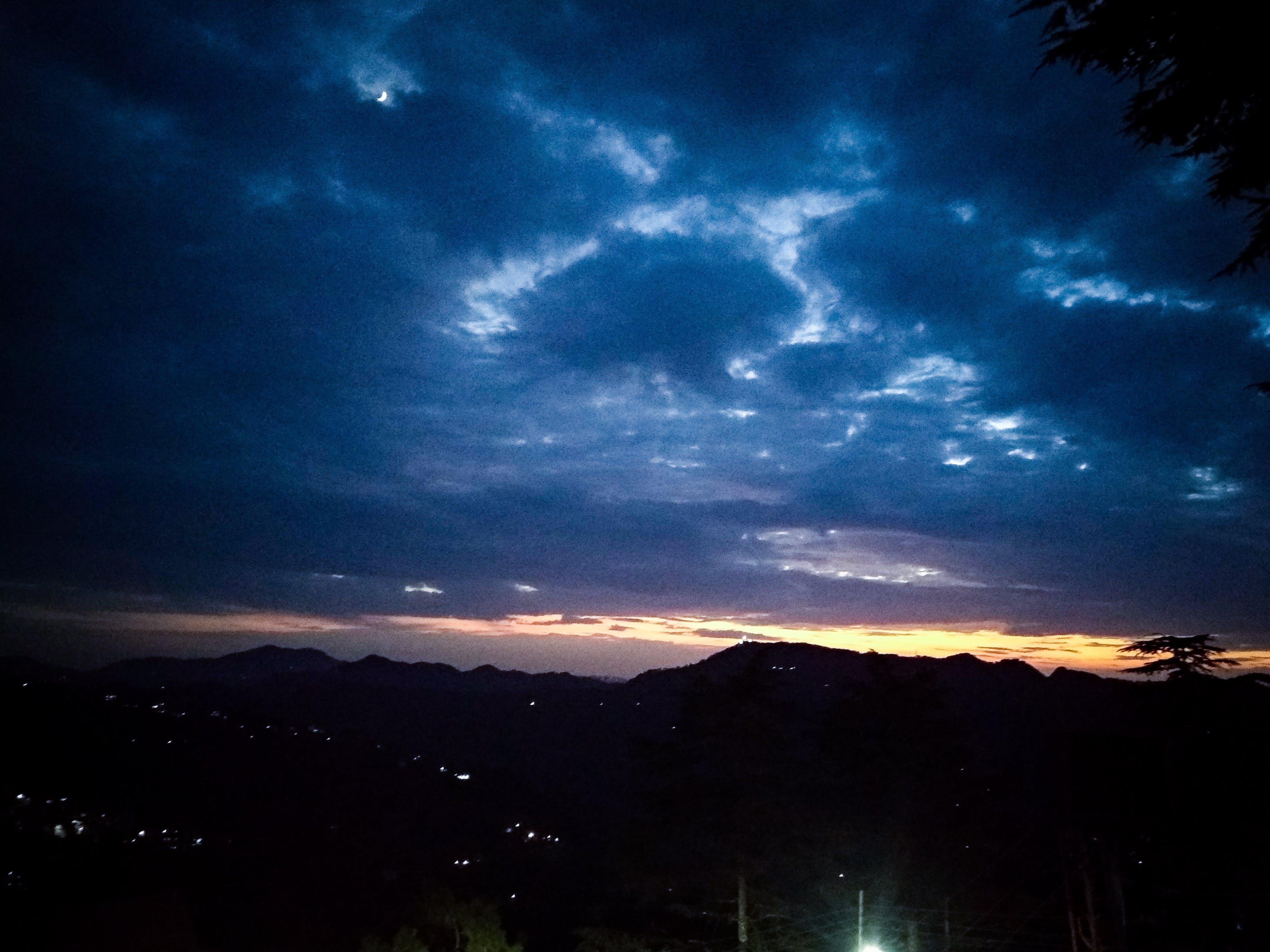구름, 날씨, 일몰, 자연 배경의 무료 스톡 사진