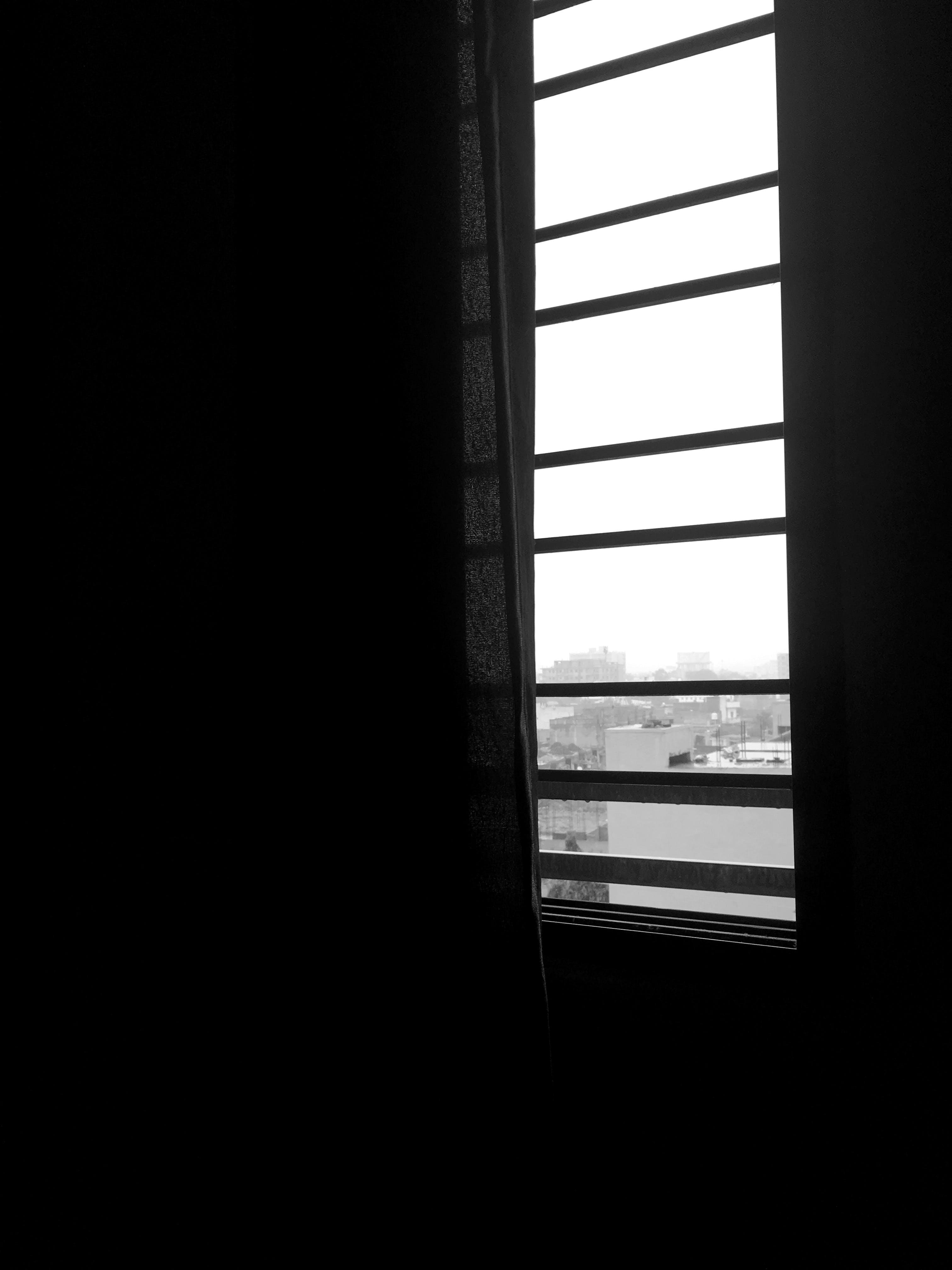 Free stock photo of black and white, cold, gloom, gloomy