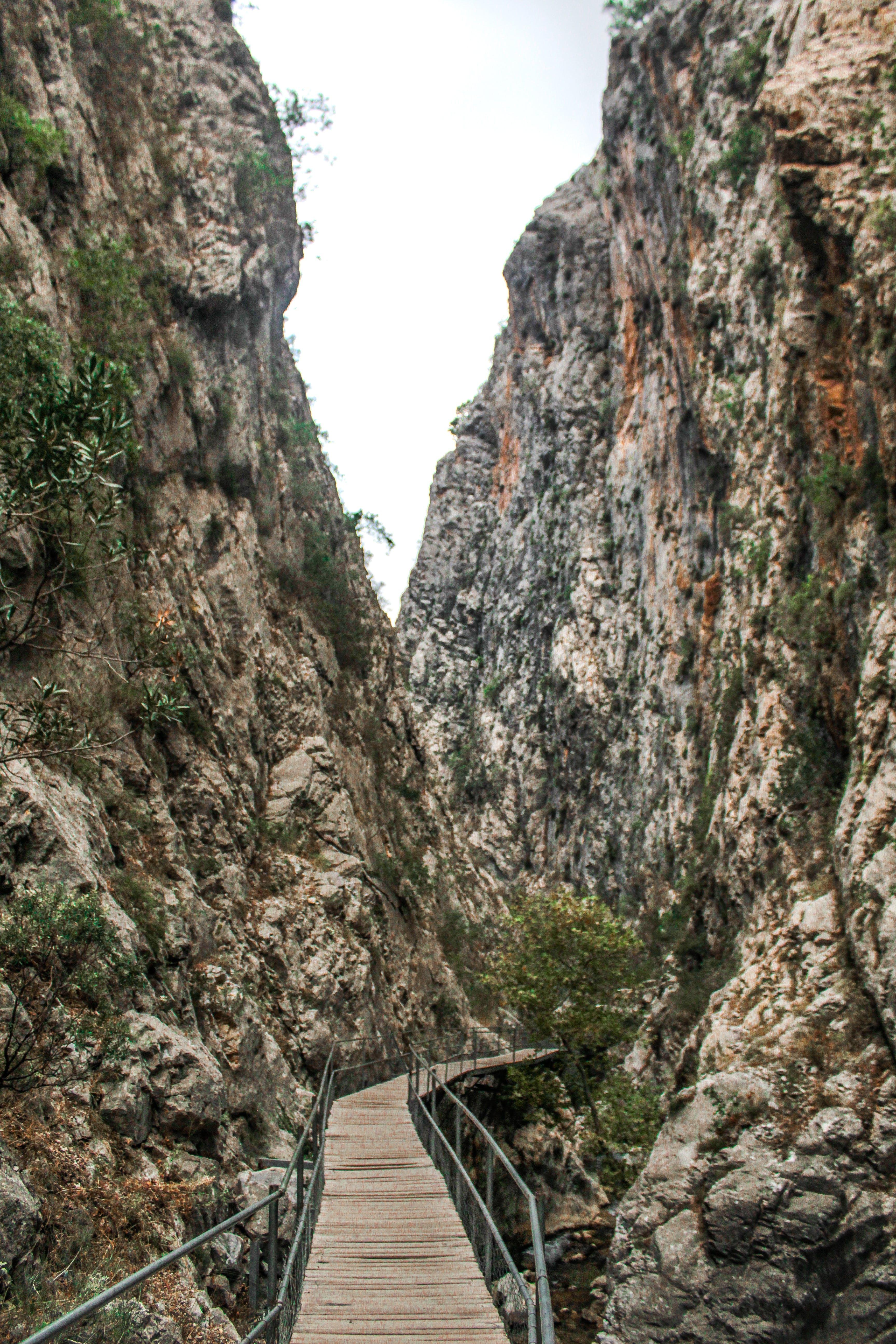 Free stock photo of #canyon #travel #turkey