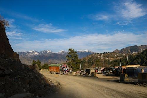 Kostnadsfri bild av bergen, bergen bakgrund, blå berg, kashmir