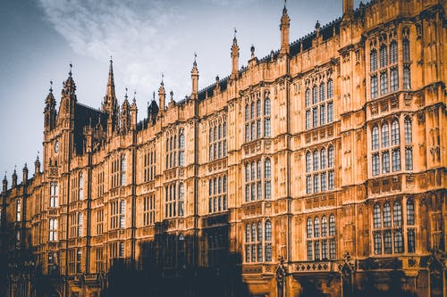 Kostnadsfri bild av arkitektur, bakgrund, brittisk, byggnad