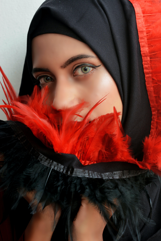 Foto d'estoc gratuïta de ahin rahman, bangladesh hijab, càmera Nikon, dispersió interior