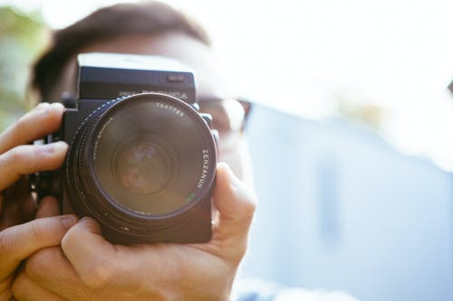 Foto stok gratis anak laki-laki, bronika, format sedang, fotografer