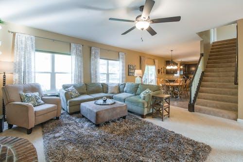 住宅, 內部, 原本, 地毯 的 免费素材照片