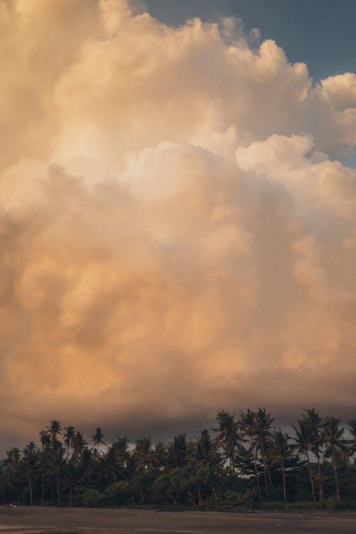 bulutlar, bulutlu, gökyüzü, gün doğumu içeren Ücretsiz stok fotoğraf