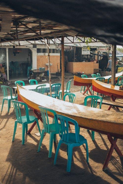 Foto d'estoc gratuïta de cadires, seients