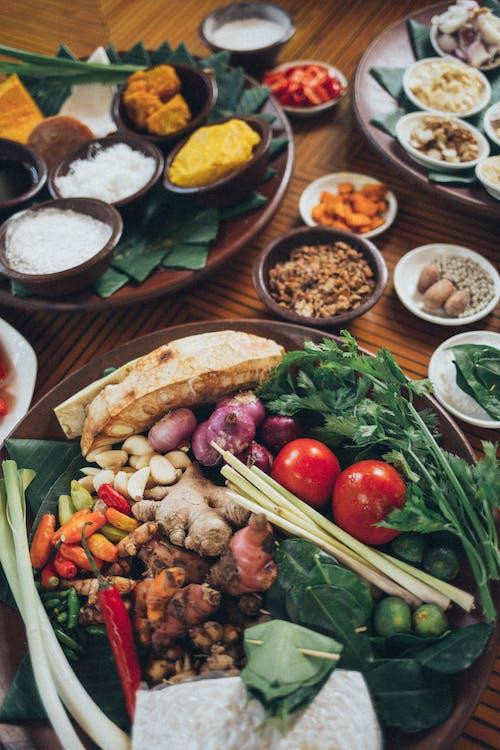 Gratis stockfoto met eten, gezond, groenten, heerlijk