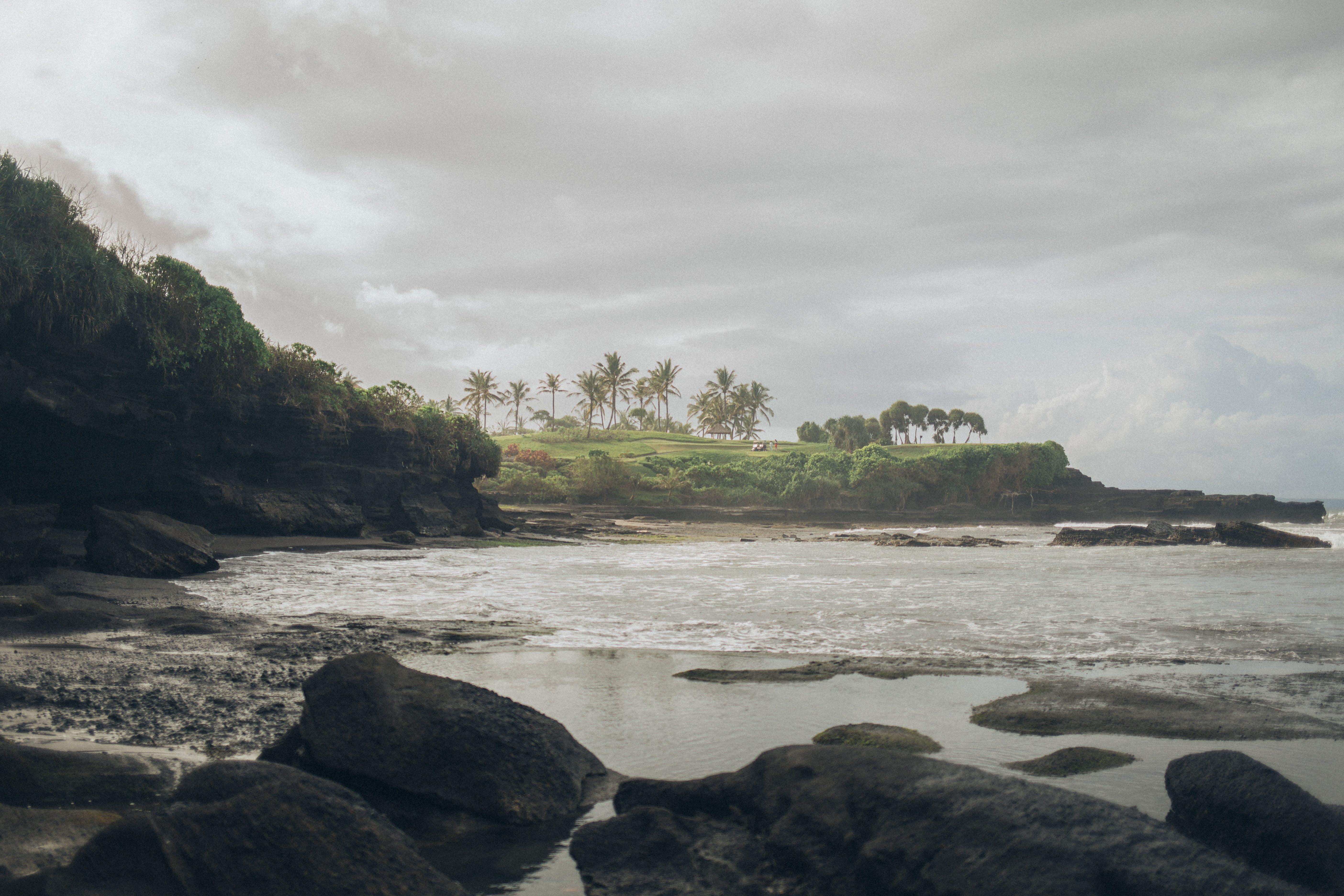 Gratis lagerfoto af hav, havudsigt, kyst, natur