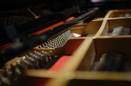 Free stock photo of piano