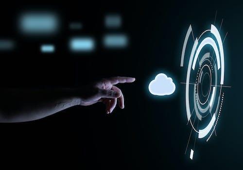 Free stock photo of cloud, dark, future