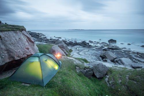 Gratis stockfoto met adembenemend, backpack, bergen, bergwandelen