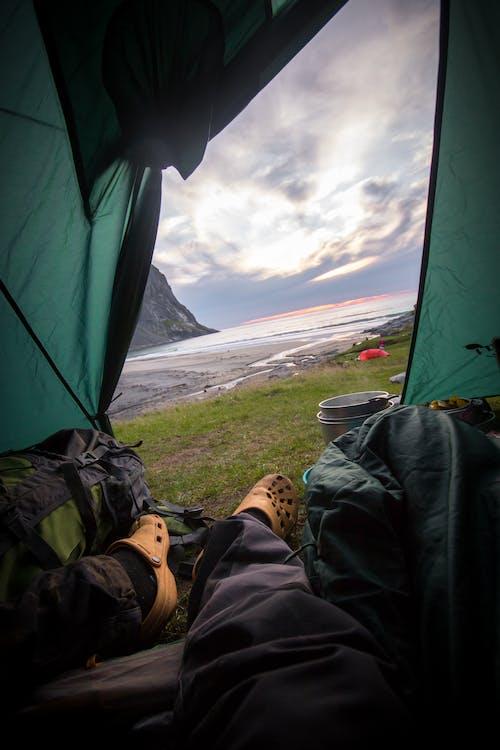 Gratis stockfoto met adembenemend, bergen, blauw, coulds