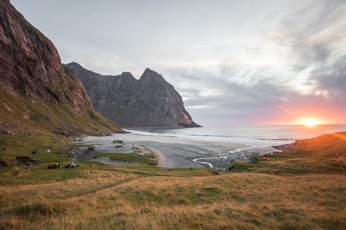 Základová fotografie zdarma na téma hora, horizont, idylický, klid