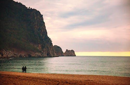 アラニヤ, サンセットビーチ, 七面鳥, 地中海の無料の写真素材