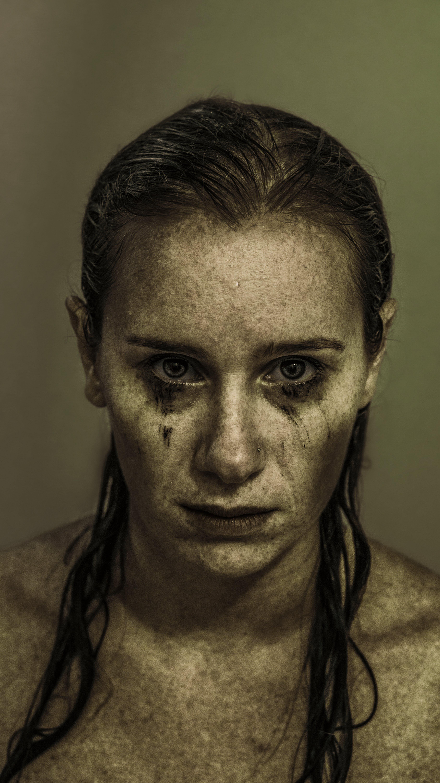 Kostenloses Stock Foto zu brasilianische frau, depression, fotobearbeitung, ingwer