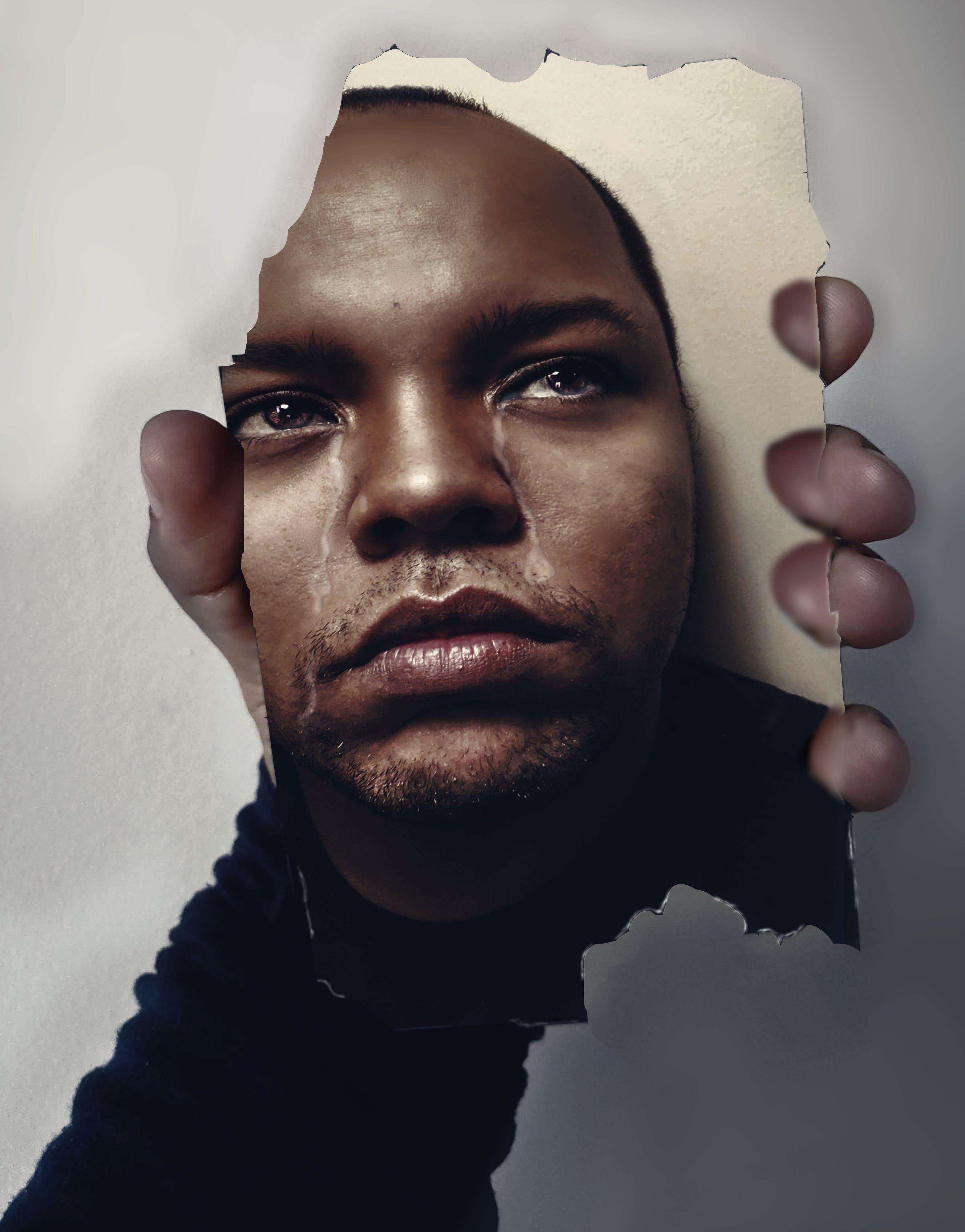 Free stock photo of Adobe Photoshop, depression, photo editing, portrait