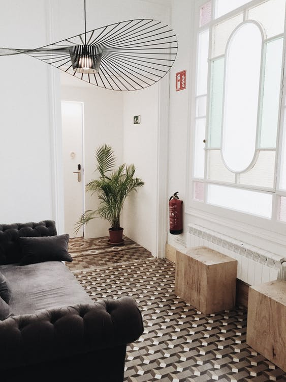 Photo of Sofa in Living Room