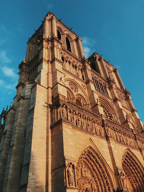 Free stock photo of architecture, cathedral, france