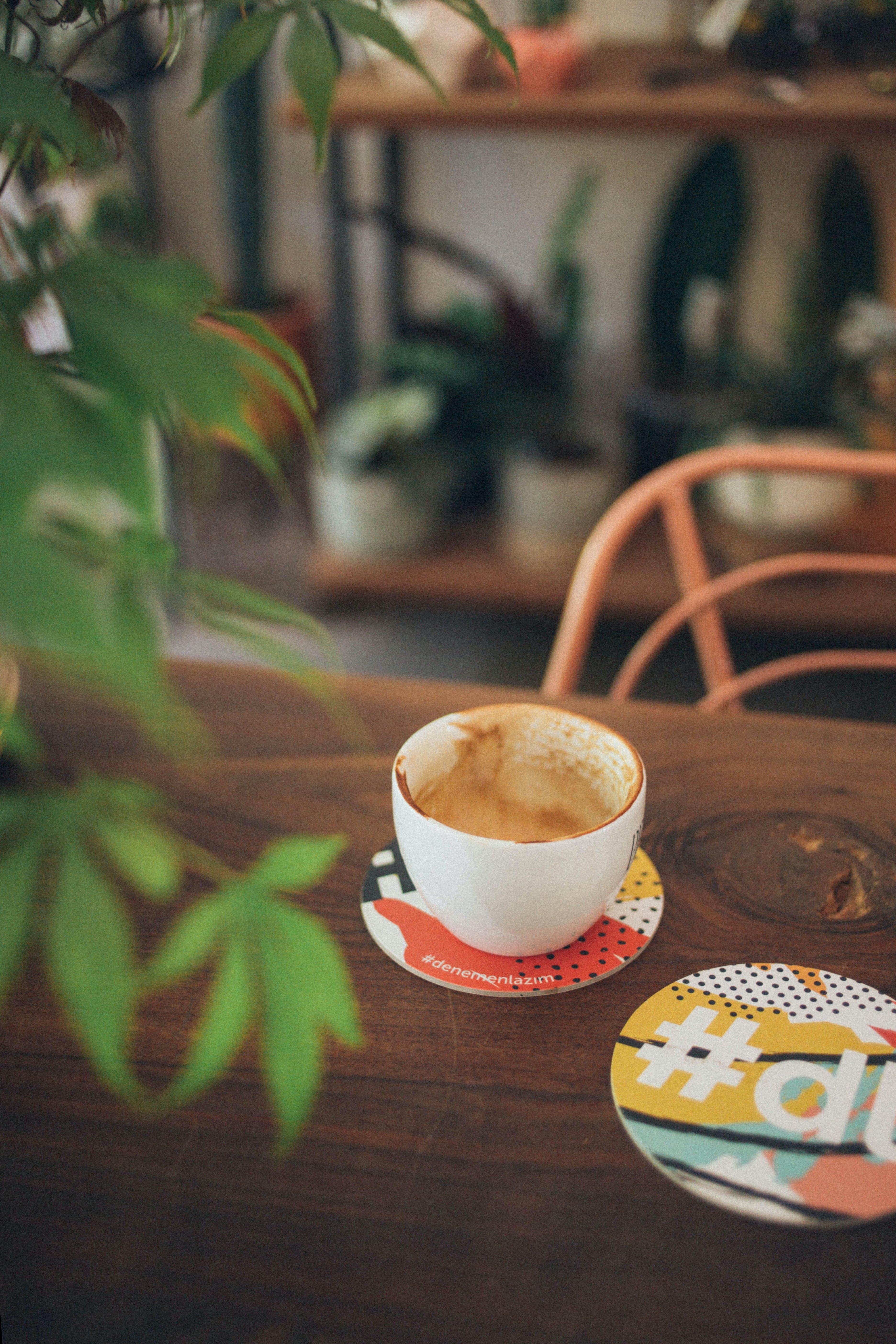 Kostenloses Stock Foto zu getränk, kaffee, koffein, tasse