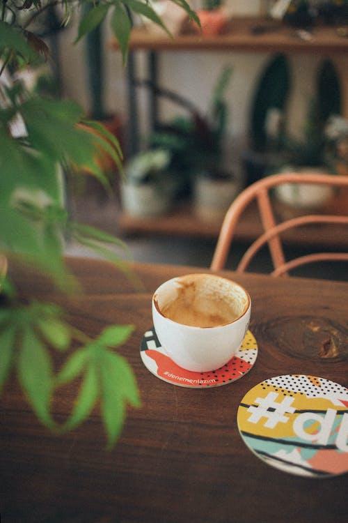 Δωρεάν στοκ φωτογραφιών με αναψυκτικό, καφεΐνη, καφές, κούπα