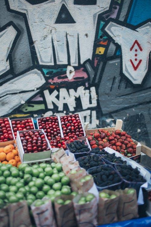 商品, 商業, 塗鴉, 存貨 的 免费素材照片