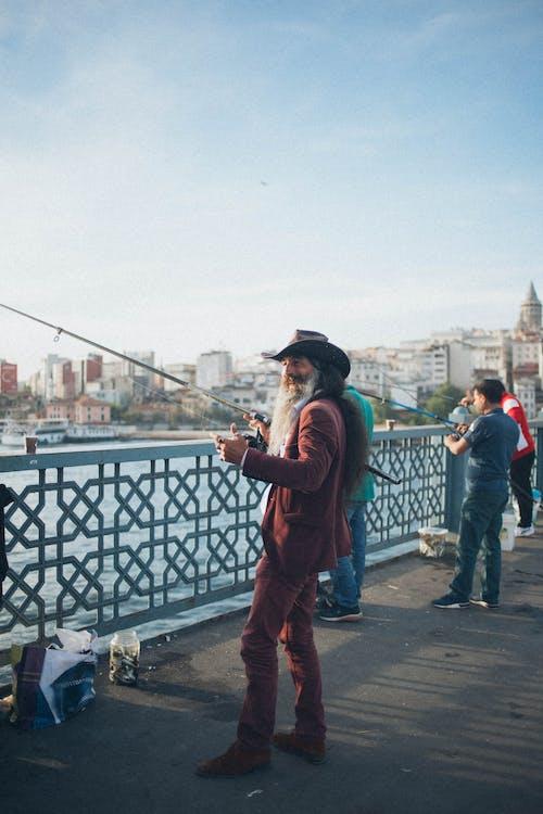 Δωρεάν στοκ φωτογραφιών με αλιεία, άνδρας, Άνθρωποι, ενήλικος
