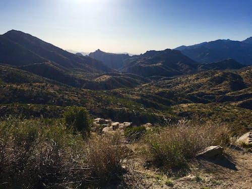 Foto d'estoc gratuïta de muntanyes
