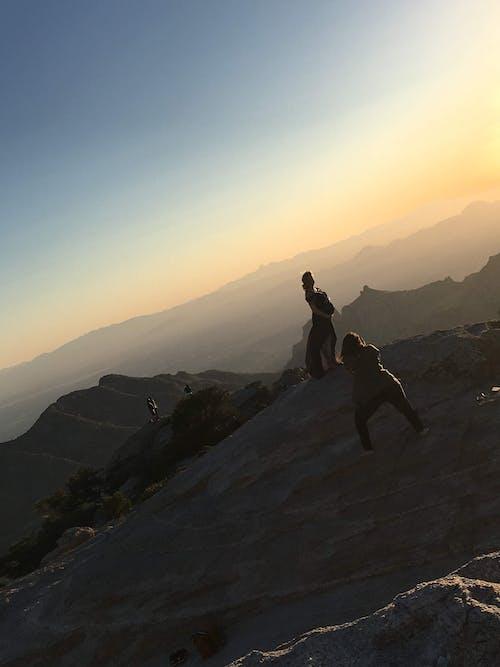 Foto d'estoc gratuïta de muntanya, nova vida