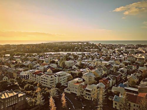 Fotos de stock gratuitas de amanecer, bahía, belleza, ciudad