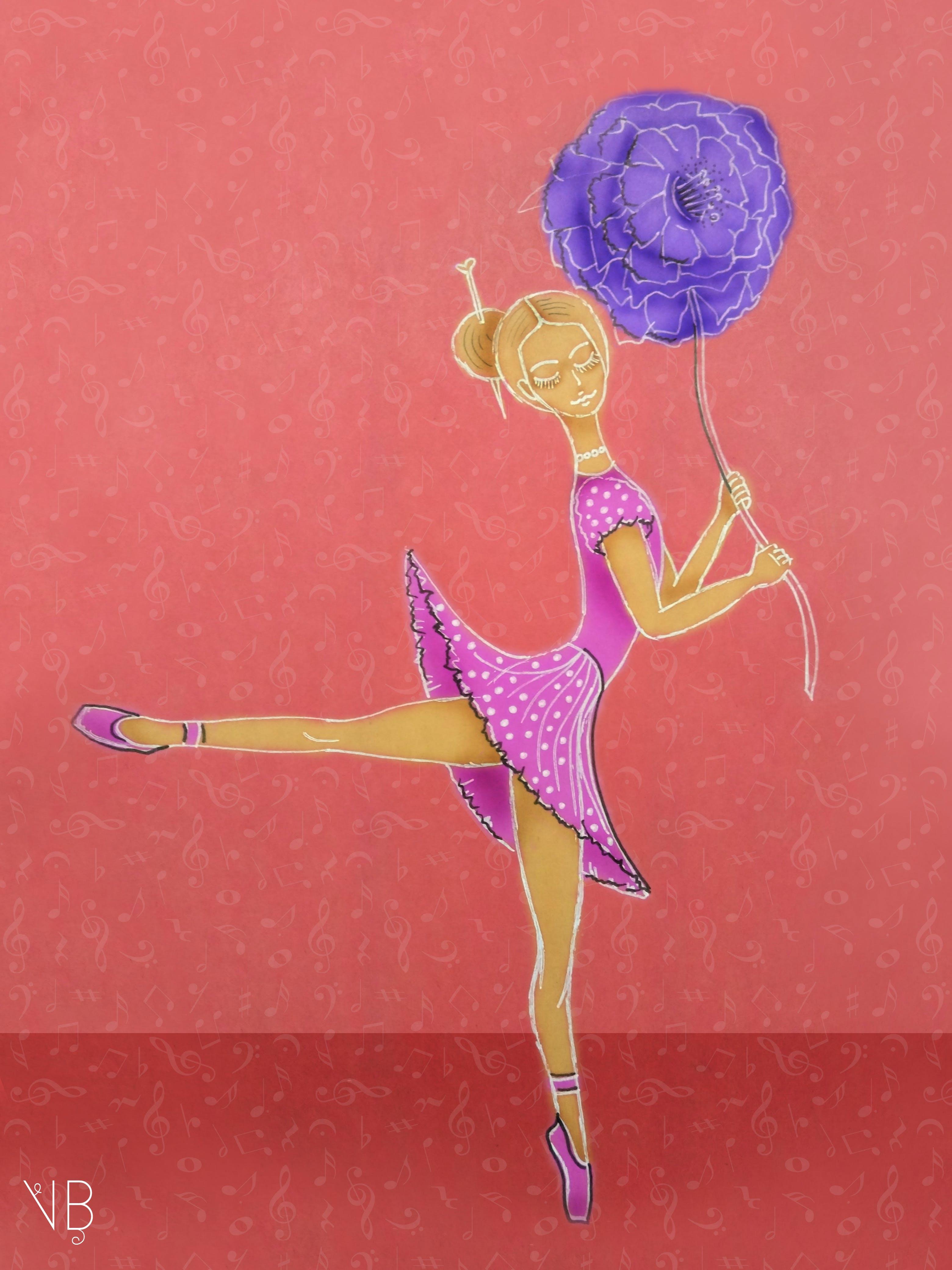 Free stock photo of ballerina
