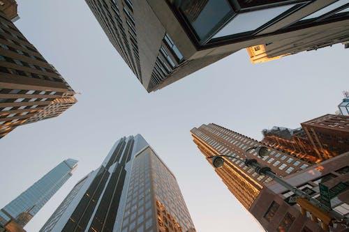 Darmowe zdjęcie z galerii z architektura, biuro, budynki, drapacze chmur