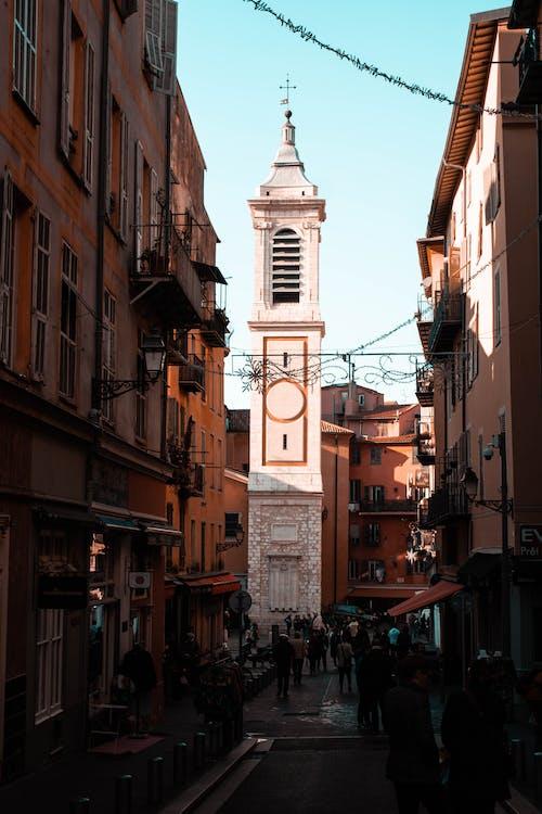 Бесплатное стоковое фото с башня, городской, красивый, улица