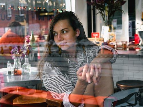 人, 反射, 商店, 商業 的 免費圖庫相片