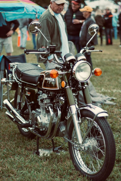 cycle, Honda, moto