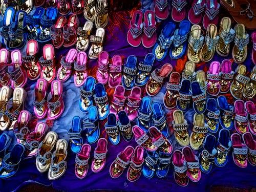 Kostenloses Stock Foto zu #mobilechallenge, blau, farben, festival