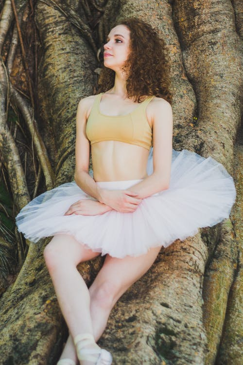 Gratis arkivbilde med attraktiv, ballett sko, ballettdanser, bruke