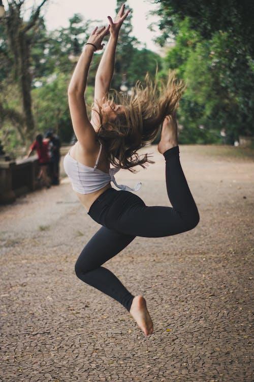 Gratis arkivbilde med dans, danse, kvinne, person