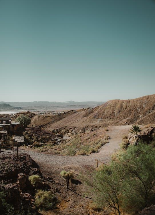 arizona, góra, jałowy